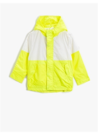 Koton Ceket Sarı